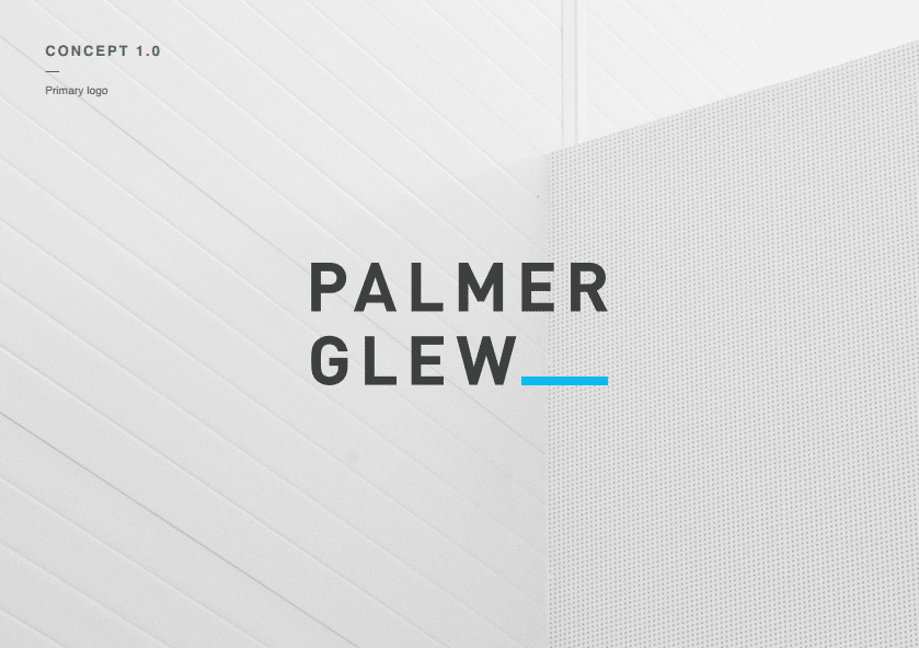 Palmer Glew - Brand concept 1