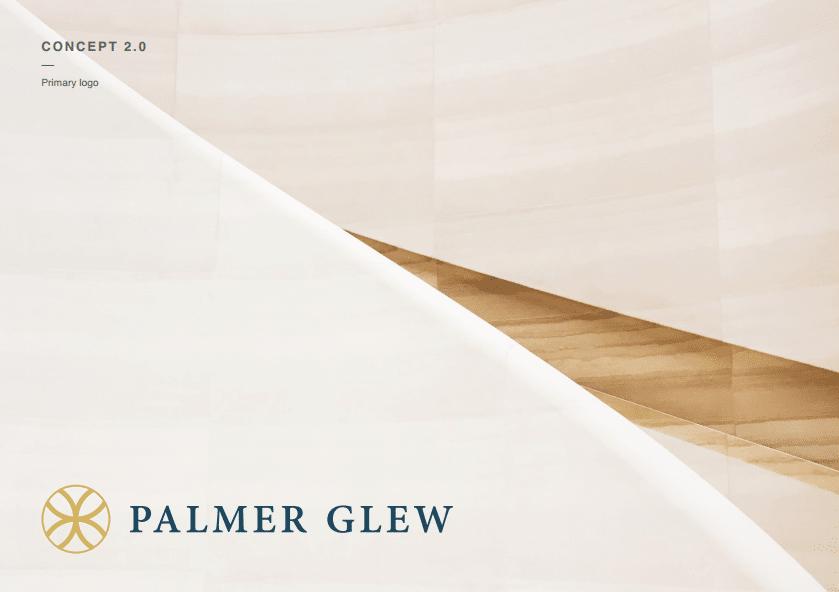 Palmer Glew - Brand concept 2