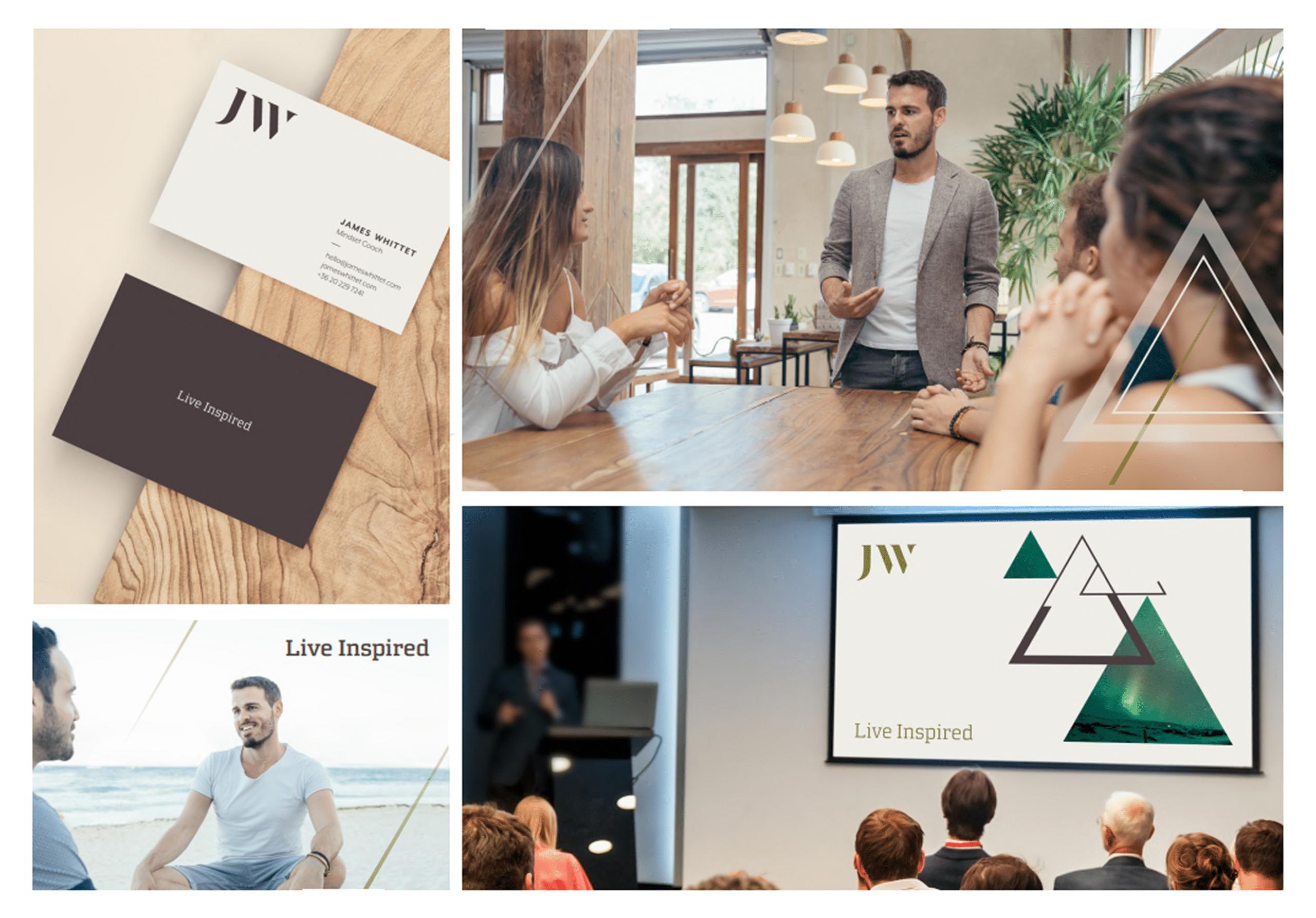 James Whittet chosen Brand Concept