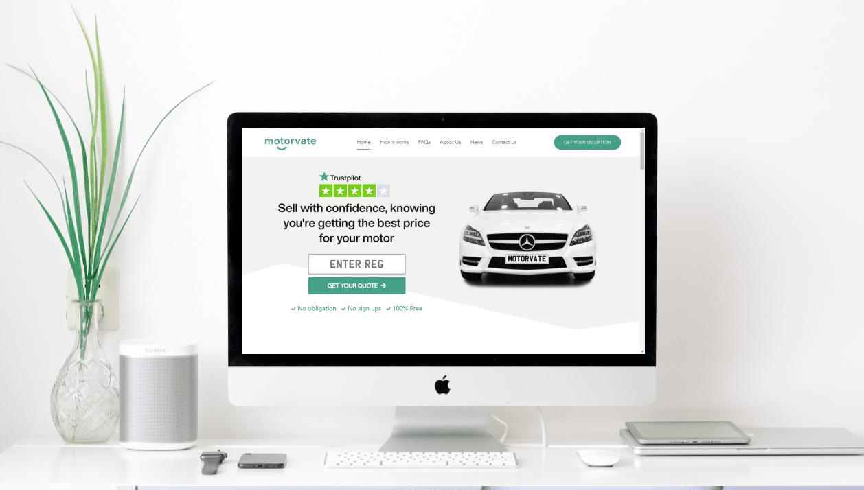 Motorvate Website